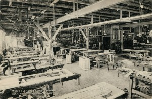 De fabriek v Huizinga