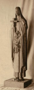 Theresia van Lisieux uitgevoerd 1